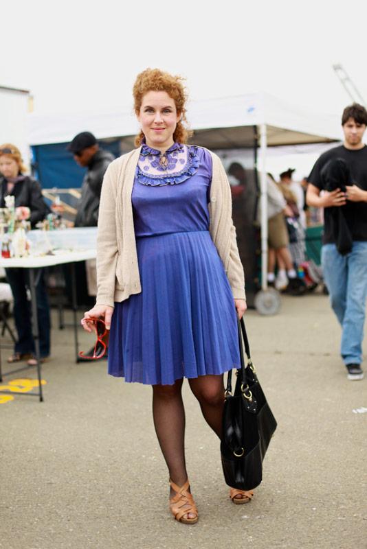 allauren - alameda flea market street fashion style