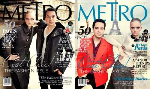 Metro Magazine with John Lloyd Cruz