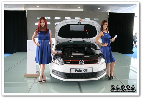 Volkswagen POLO GTI with models