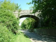 Skehard road, old bridge (abandoned railways) Tags: travel ireland heritage abandoned cork railway steam historical passage coaches wagons blackrock cbpr