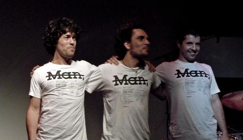Happy Tin Men