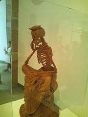 弥勒菩薩の標本-横浜トリエンナーレ2011の写真