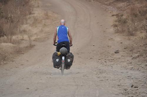 Rough road descent