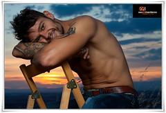 Sesion J. Merino (Óscar Armenteros) Tags: man de photography oscar books merino modelo express sesion armenteros pekin iluminación torrejón posado 28850 strobist ardoz