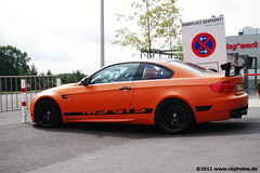 BMW M3 GTS G-Power @ Nürburgring (Christian Keller - www.ckphotos.de) Tags: auto orange car matt automotive bmw oldtimer m3 tuning limited matte gp sportscars gts tuned nürburgring automobil gpower limitiert worldcars bmwm3gts m3gts orangematt m3gtsgpower highperfomance