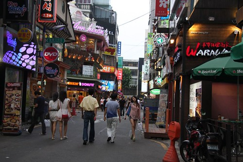 繁華街 / High Street,Seoul