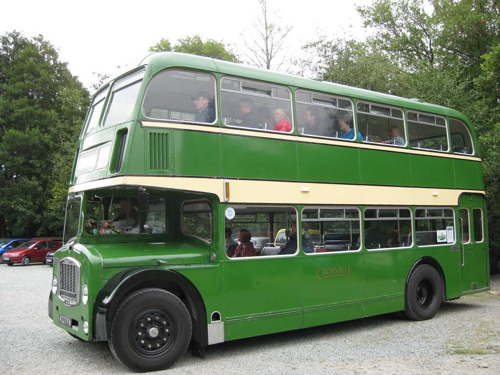 Crosville Bristol Lowdekka Bus