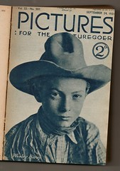 Pictures : For the Picturegoer 1921 (Pagan555) Tags: film hollywood movies thetwenties moviestars fanmags filmstars moviemagazines the20s filmmagazines picturesforthepicturegoer wealeybarry