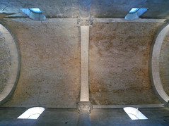 Monestir de Sant Pere de Galligants, Gerona, vaulting