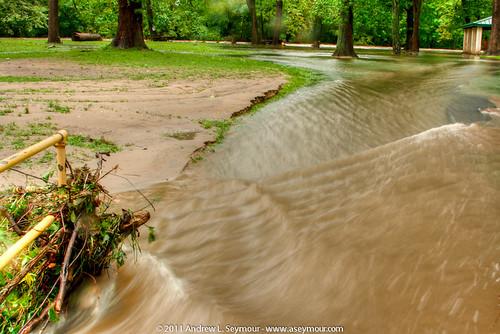 Kerr Park 013 - Flooding