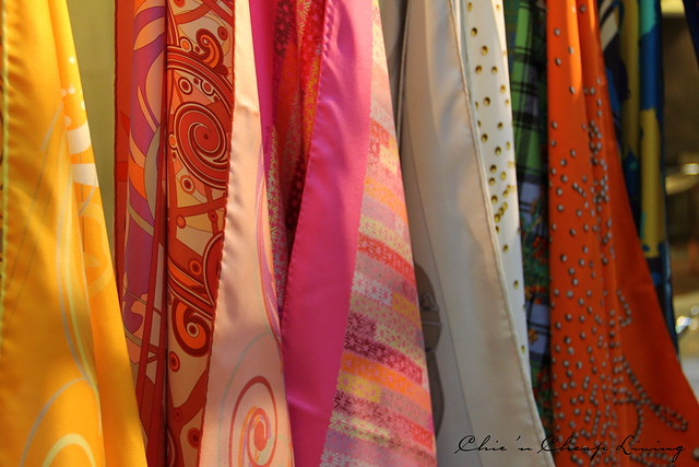 Hermes Festival des Metiers - scarves- by ChicnCheapLiving