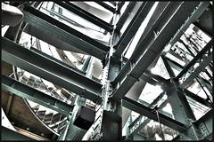 Structure (albireo 2006) Tags: ireland wallpaper dublin beer wow iron background steel eire structure guinness beam column sections rivits guinnessstorehouse republicofireland kartpostal riviting irishrepublic justpentax obliquemind obliquamente pentaxart