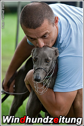 Istvan Galik, Hungary, Greyhound Dopping Lulu