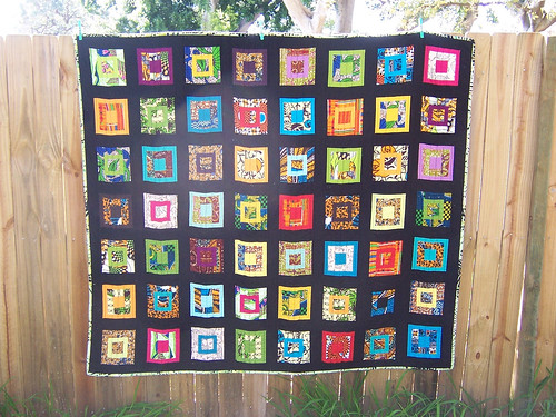 Quilt for Oof by craftykat