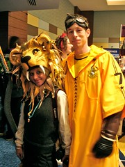 Luna Lovegood & Hufflepuff Quidditch Player (Harry Potter) - DragonCon ...
