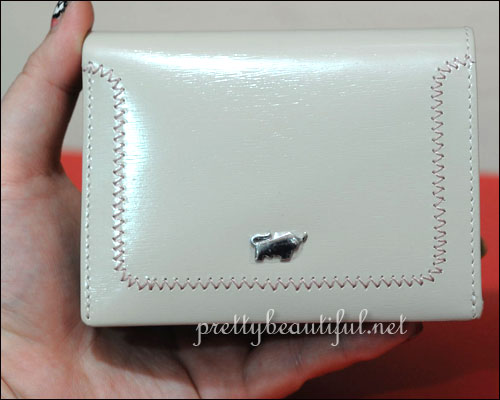 Braun Buffel Luisa Card Holder 4
