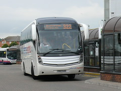 East Yorkshire 062 110721 Cardiff (maljoe) Tags: nationalexpress eastyorkshire eyms