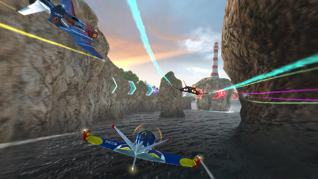 Skydrift for PS3 (PSN)