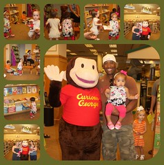 meeting curious george