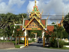 Wat Ladthiwanaram (Wat Dtai) Chalong, Phuket