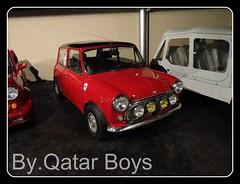 Mini ( QTR) Tags: car museum dubai united emirates arab qatar