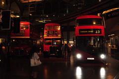 Buses! (Charence) Tags: bus london museum transport boris rt rm ltmuseum
