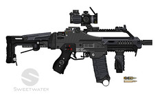 SPW Electric Defense Carbine Special Edition: Jake (Xan - Holidays) Tags: electric jake special edc edition defense carbine spw