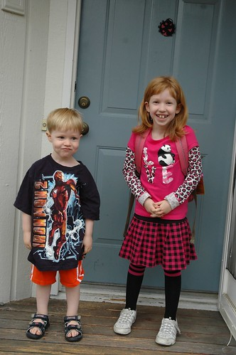 First Day of School, 2011