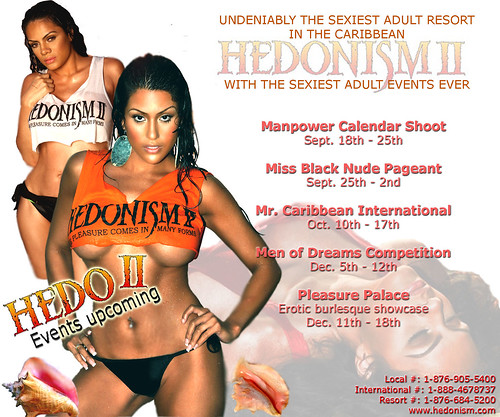 Miss Black Nude Beauty Pageant3