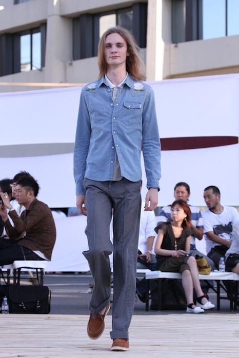 FACTOTUM SS12_037Raphael@ACTIVA(Fashionsnap)
