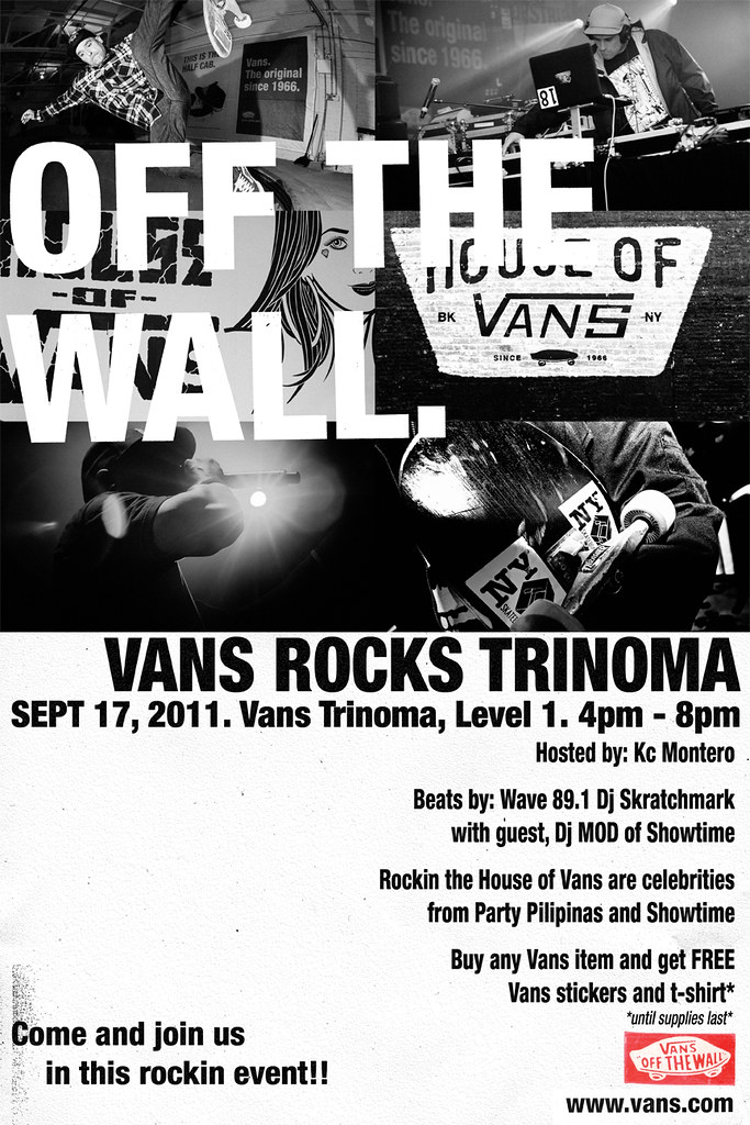 Vans-Trinoma grand launch  copy