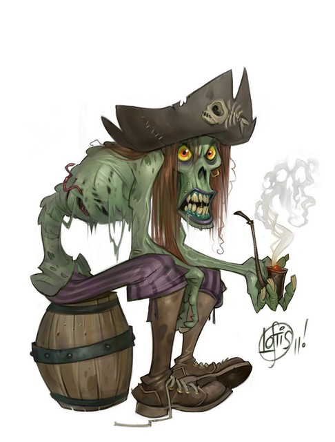 ZOMBIE-PIRATE