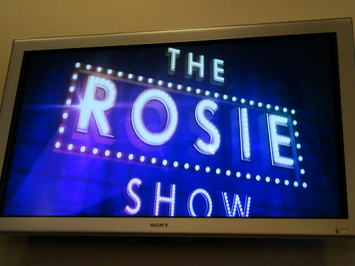 The Rosie Show Test Show