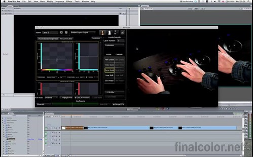 baselight plugin for fcp7