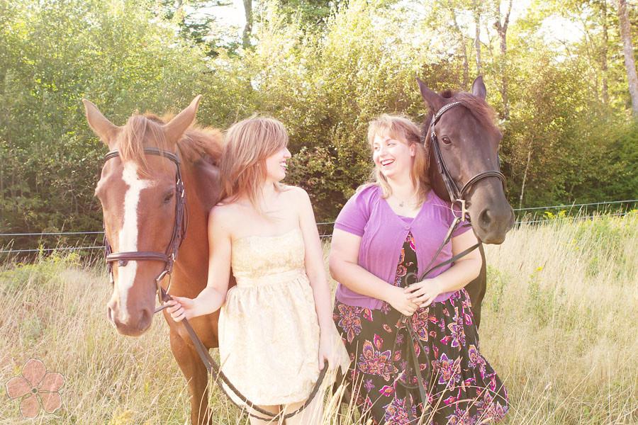 Jill + Andrea Equine Shoot _ Nicole Payzant Photography _ 21