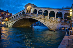Realto Bridge in Venice