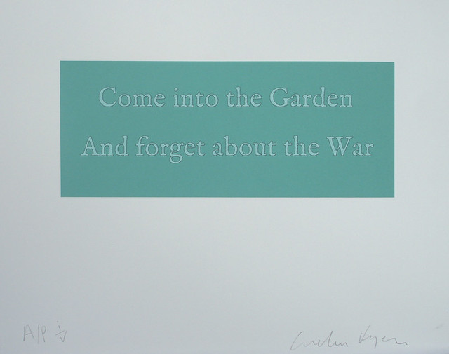 Come into Garden by Graham Fagan