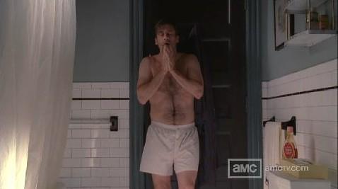 Mad Men Bathroom
