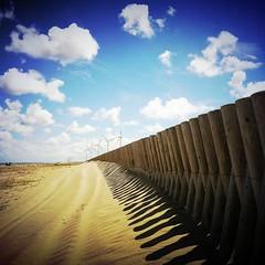 Sea side 昨日のお昼 #iphoneogeaphy #sea #sky #instan_p #yon