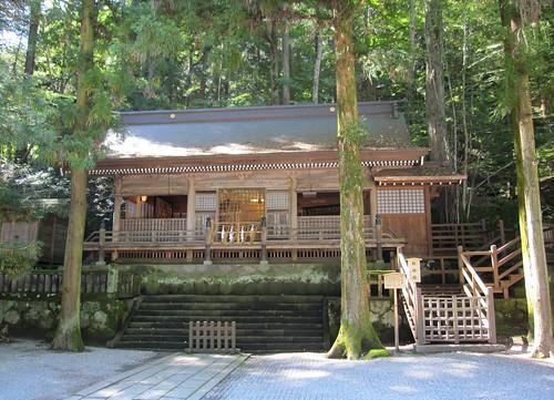 勅願殿/諏訪大社上社本宮 2011年9月15日 by Poran111