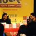 Gautam Gambhir and Yuvraj Singh at Mind Rocks 2011