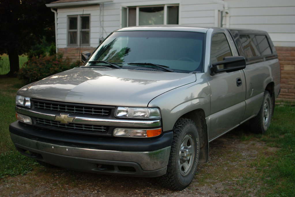 2000 chevy 1500 accessories
