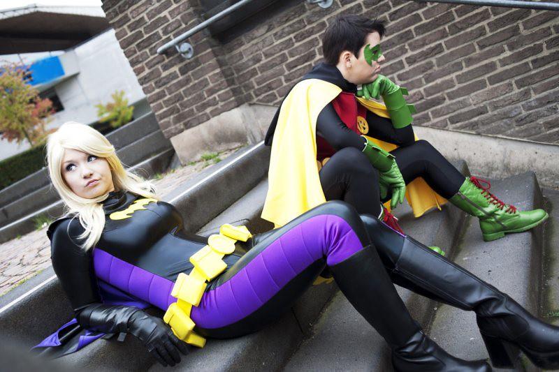 Batgirl - Ame ou Ame