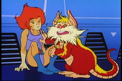 Lino Thundercats on Speaking Of Weird Decisions In The Pilot Episode  Why Did Lion O Grow