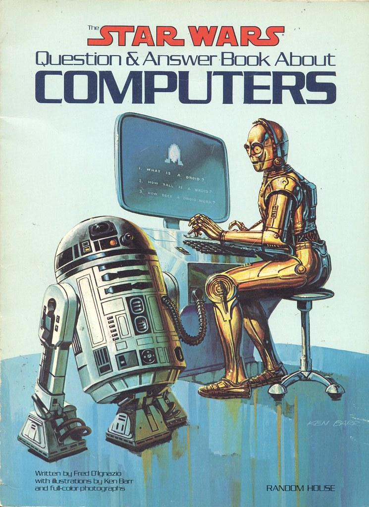 SW Q&A book cover
