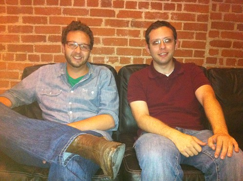 Seth Killian and Derek Neal