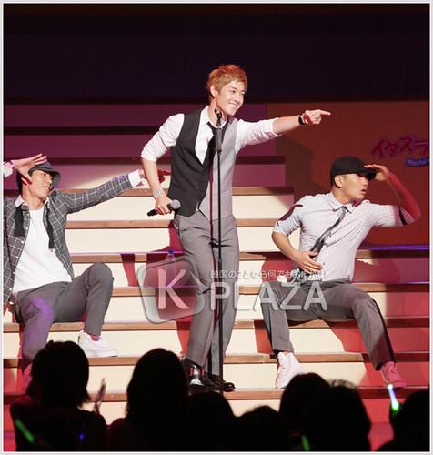 Kim Hyun Joong Playful Kiss Premium Event in Tokyo [110802]