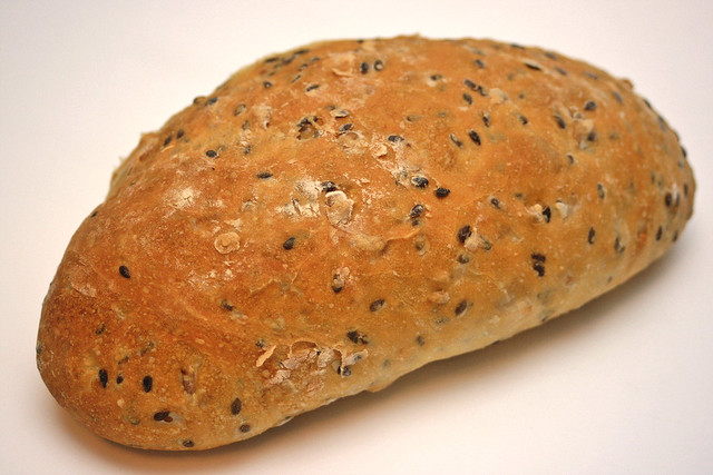Linseed and Sunflower Seed Bread