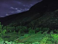 Huerta de Noche (brujulea) Tags: rural noche casa casas castello calma fuentes castellon huerta rurales ayodar brujulea