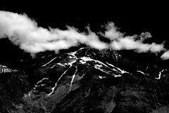 black and white alps (BBT18) Tags: les adams ansel contamine